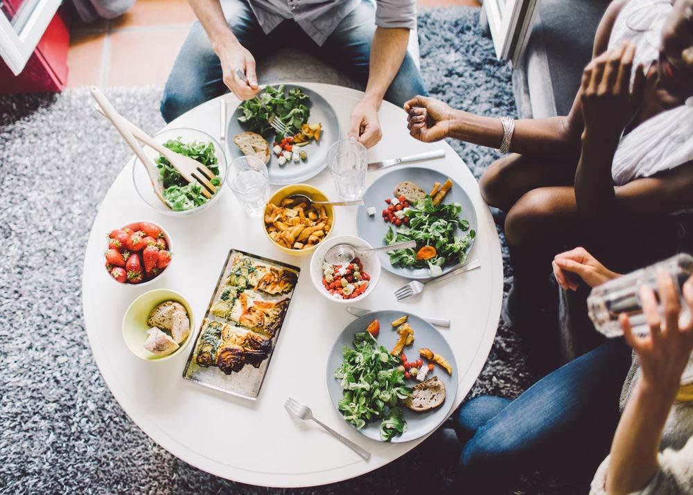 ทานอย่างรู้คุณค่าของอาหาร